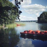 agroturystyka mazury nad jeziorem