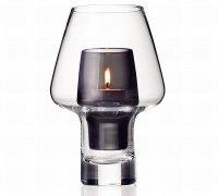 Świecznik szklany